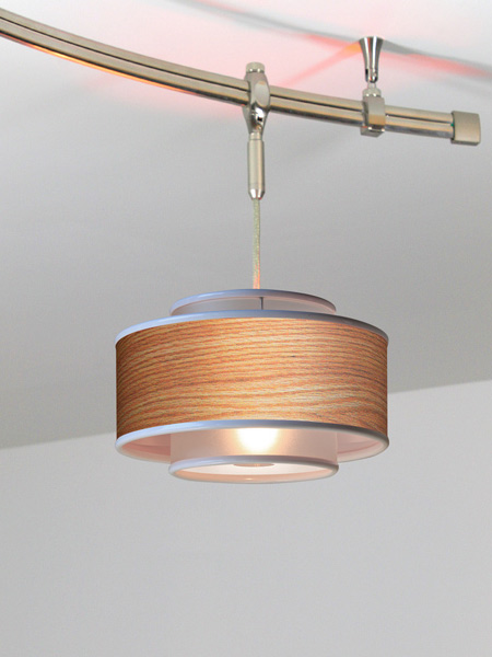 Evan Mini Custom Printed Lamp Shades Seascape Lamps
