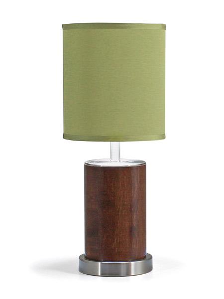 Dano Small Wood Table Lamp