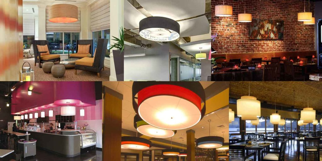 Lighting A Restaurant Designs
