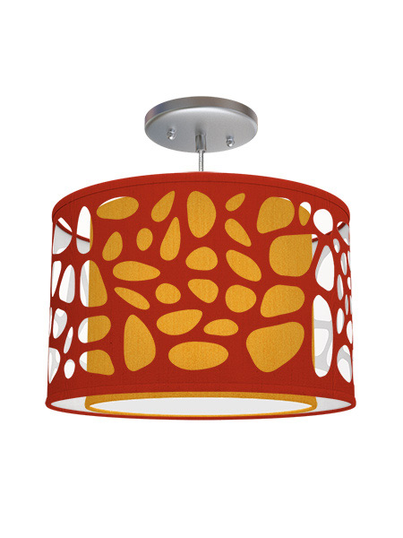 Thao Ii Labyrinth Large Pendant Commercial Lighting