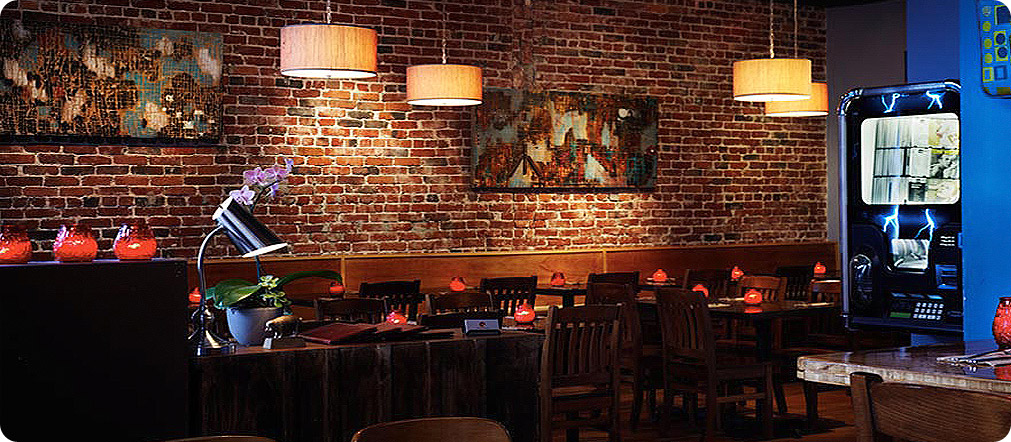 Restaurant Lighting in Charlotte