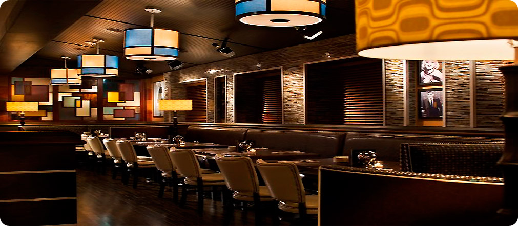 Restaurant Lighting Fixture
