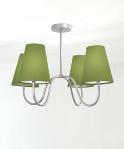 4 arm ceiling lights