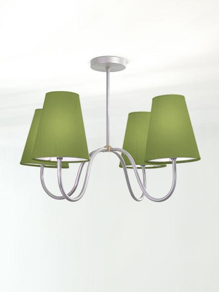 4 arm ceiling lights